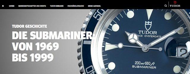 Baselworld 2019 - Neuauflage der Tudor Submariner?