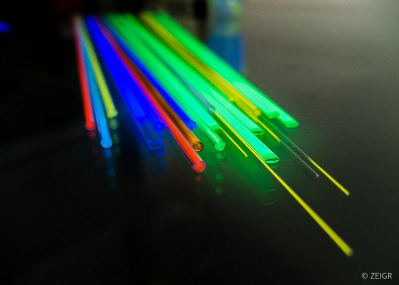 trigalight traser Tritiumgaslichtquelle Röhrchen