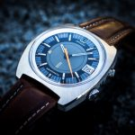 Omega Armbandwecker 70er Jahre