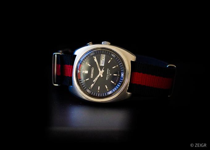 Seiko Bell-Matic - Armbandwecker-1