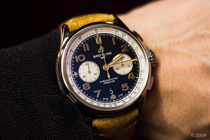 Breitling Premier Chronograph - Baselworld 2019