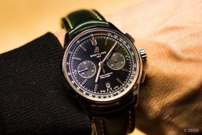 Breitling Premier Chronometer - Baselworld 2019
