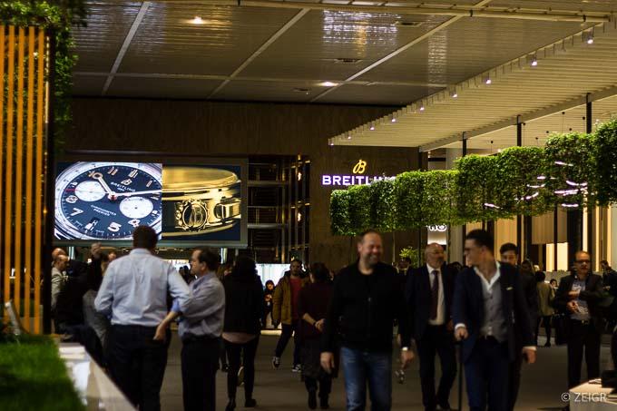 Breitling Baselworld 2019
