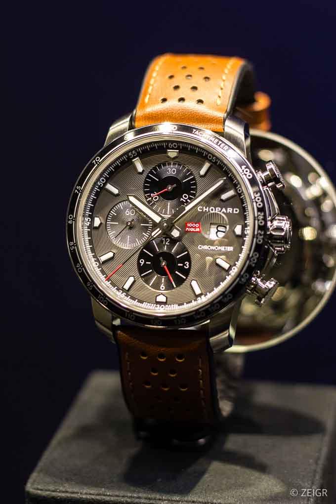 Chopard Mille Miglia Chronograph - Neue Uhren - Baselworld 2019