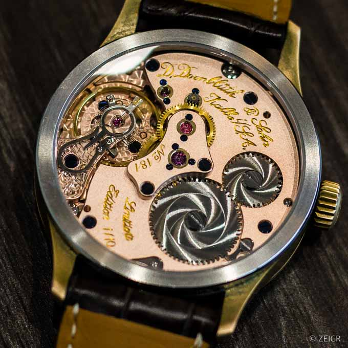 Dornblüth - Neue Uhren - Baselworld 2019-2