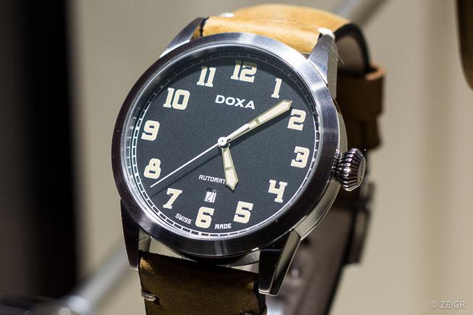 Doxa Uhren - Baselworld 2019