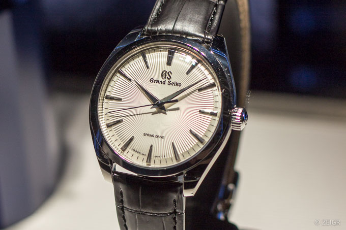 Grand Seiko - Baselworld 2019 - q