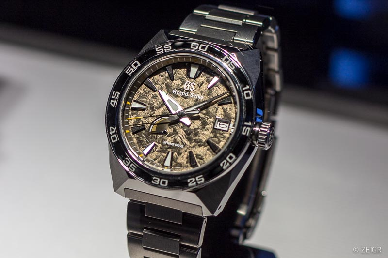 Neue Uhren Grand Seiko Spring Drive Sport Collection - Baselworld 2019