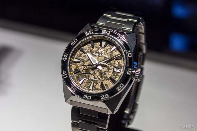 Neue Uhren Grand Seiko Spring Drive Sport Collection - Baselworld 2019-Titel