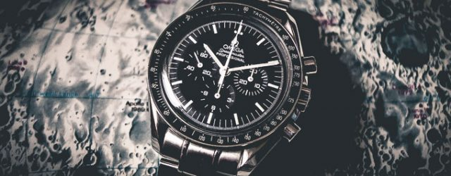 Omega Speedmaster Moonwatch map