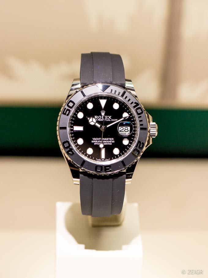 Rolex YachtMaster 42 Ref. 226659 - Baselworld 2019