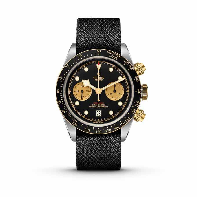 Tudor Black Bay Chrono S&G - Baselworld 2019