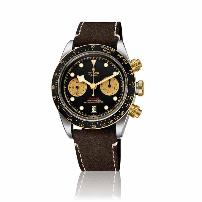 Tudor Black Bay Chrono S&G - Baselworld 2019-9