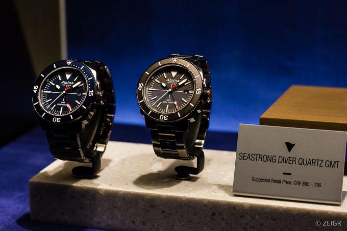 Uhren-Neuheiten 2019 - Alpina Baselworld