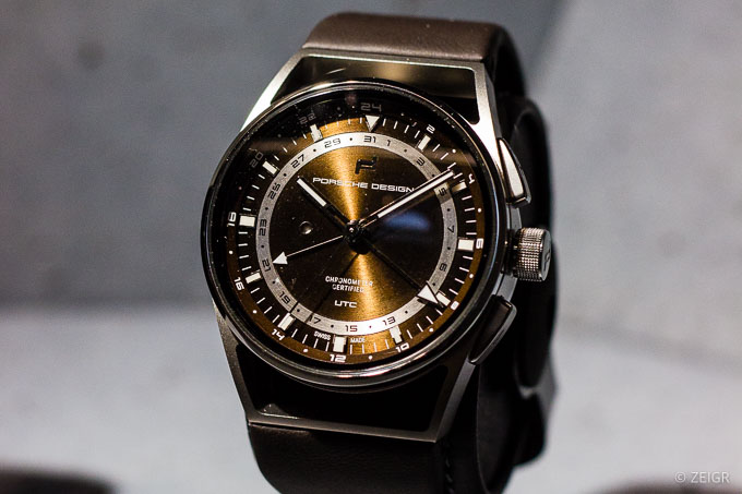 Uhren-Neuheiten 2019 - Porsche Design 1919 Globetimer UTC - Baselworld