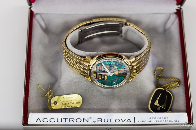 Vintage Bulova Accutron - Baselworld 2019