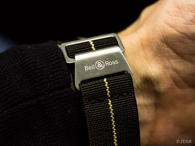 Bell & Ross Heritage - Vintage Collection Strap