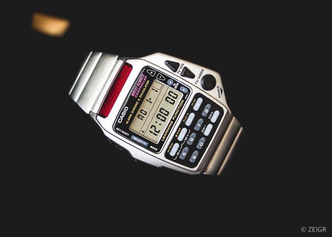 Nerd Uhren - Casio CMD-40 Fernbedienung-3