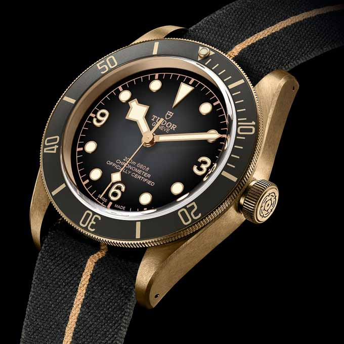 Tudor Black Bay Bronze Gradient Dial - Uhren-Trends 2019-1