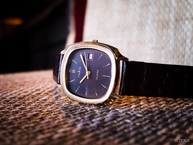 Ruhla Quartz Vintage Uhr
