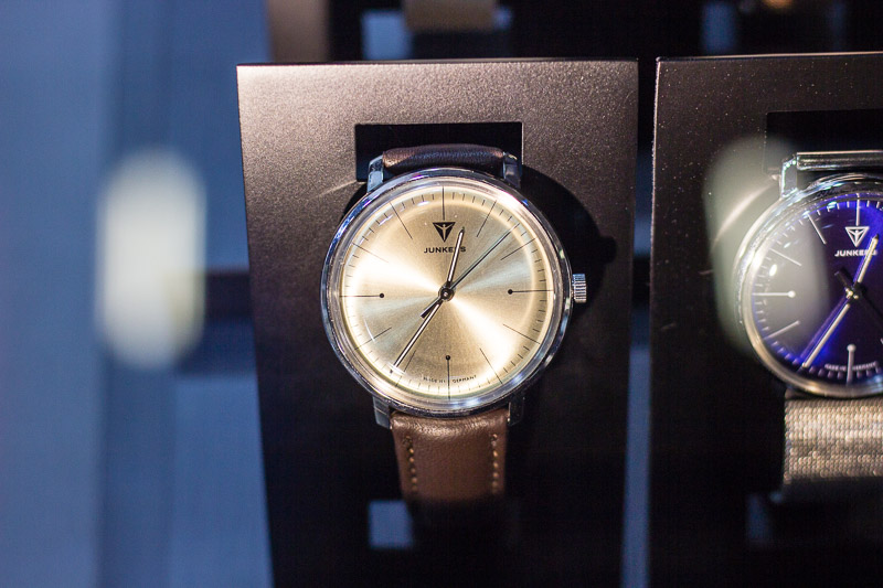 Junkers Bauhaus Uhren