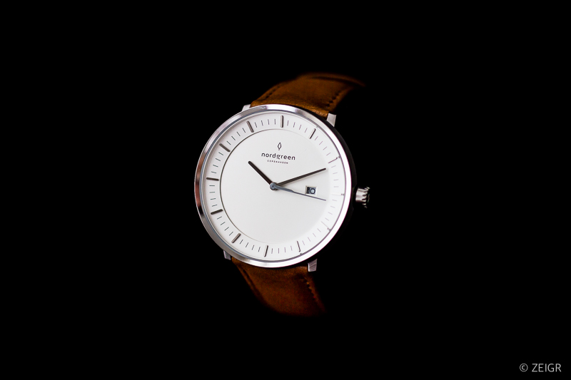 Nordgreen Philosopher Uhr - Minimalismus Bauhaus