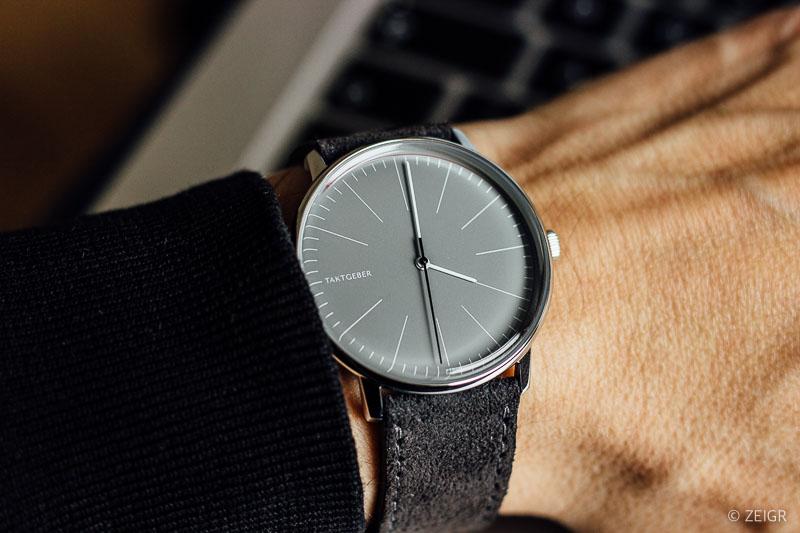 Taktgeber Watches - Bauhaus Uhr
