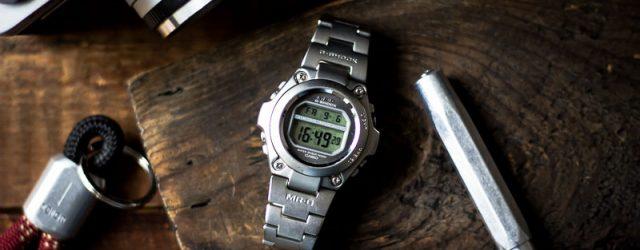 G-Shock MR-G Metall
