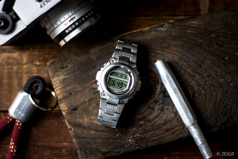 G-Shock MR-G Metall