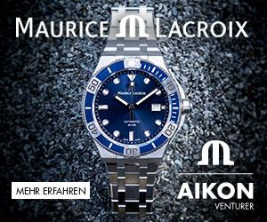 Maurice Lacroix Aikon Venturer 43 mm