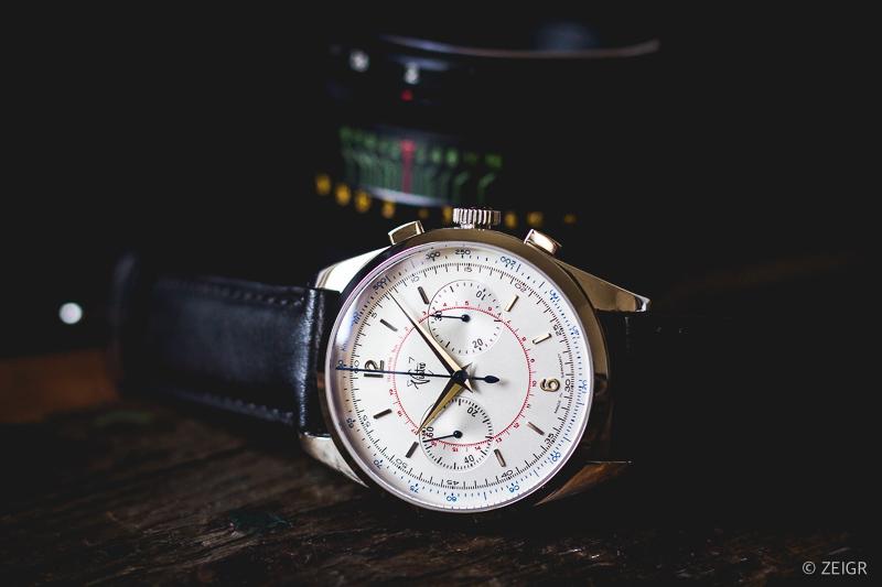 Vintro Chronograph Le Mans 1952