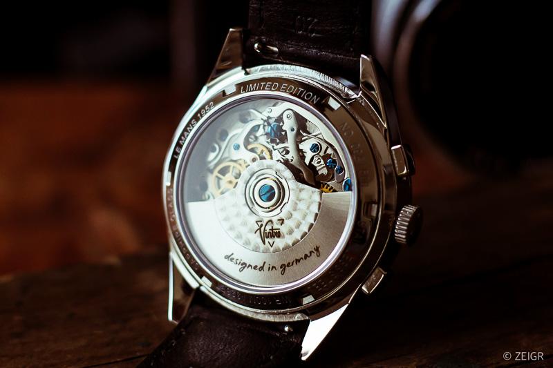 Sea-Gull ST1940 Venus 175 - Schaltradchronograph