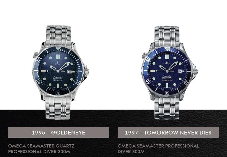 James Bond: OMEGA Seamaster Professional Diver 300M