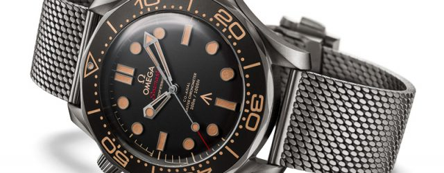 Omega Seamaster James Bond Titan
