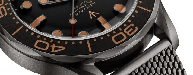 OMEGA Seamaster Diver James Bond 2020