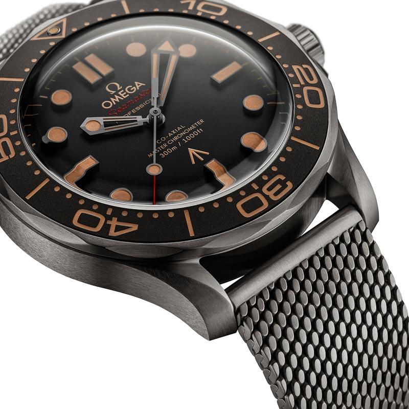 OMEGA Seamaster Diver James Bond 2020