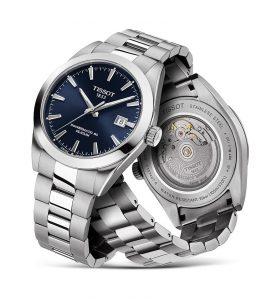 Tissot Gentleman Powermatic 80 Silicium T127 407 11 041 00 MT UVP790 Euro