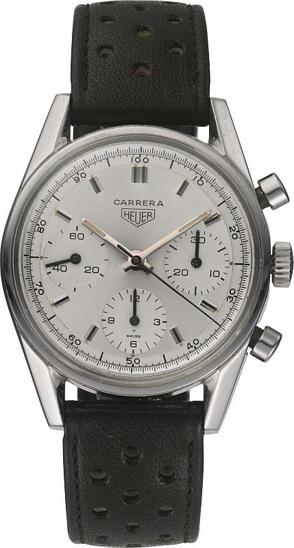 Heuer Carrera 2447 Vintage