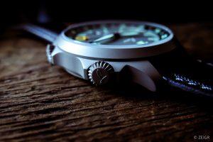 GMT Uhr Krone