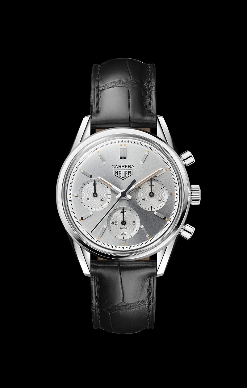 Tag Heuer Carrera 160ys Re-edition CBK221B.FC6479 160TH ANNIVERSARY SPECIAL EDITION 2020
