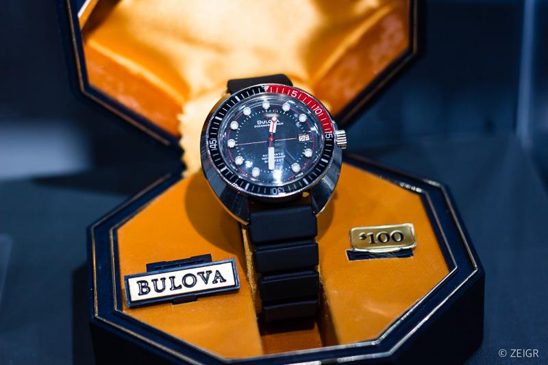 Bulova Oceanograph