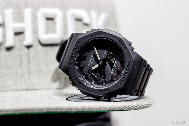 Uhren-Tipps 2020 - Casio G-Shock CasiOak