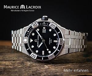 Maurice Lacroix Aikon Venturer Schwarz B