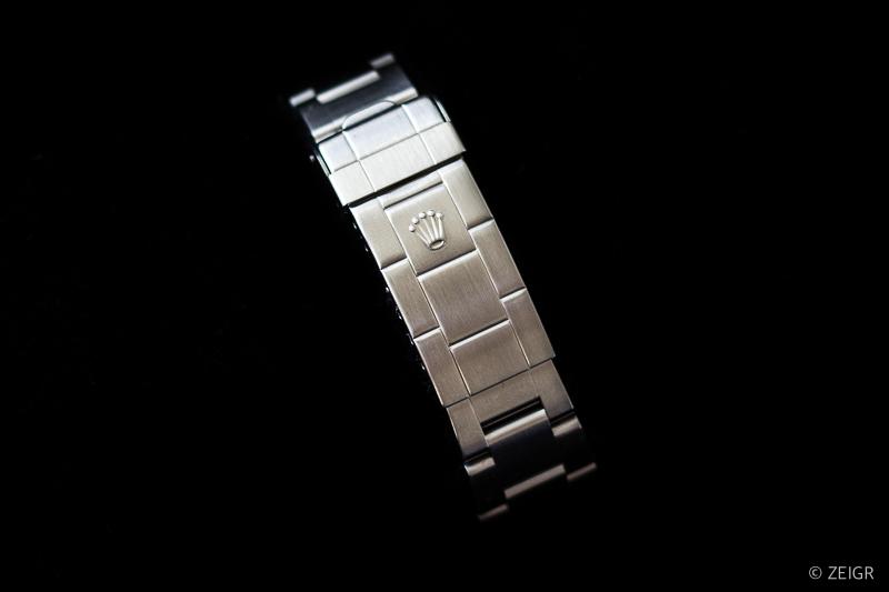 Rolex Sea-Dweller 16600 Stahlband & Schließe