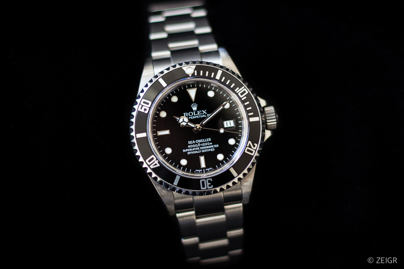 Rolex Sea-Dweller 16600 T