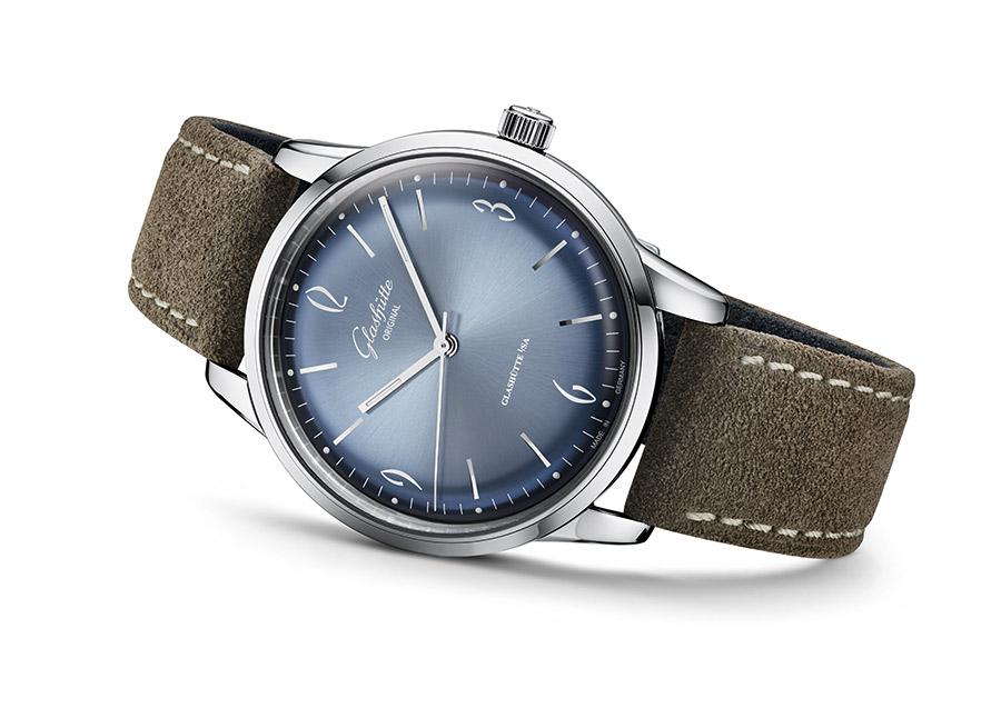 Glashütte Original Sixties Jahresedition 2020 - Uhren bis 10.000 Euro