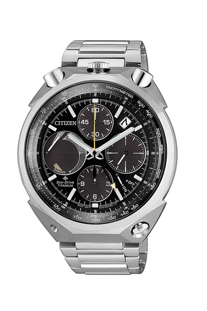 Citizen PROMASTER LAND TSUNO CHRONOGRAPH RACER AV0080-88E