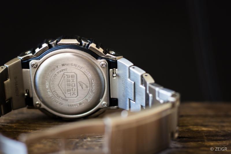 Schnellfedersteg / Schnellverschluss Metallband