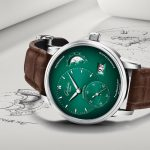Glashütte Original PanoMaticLunar Tannengrün / Forest Green