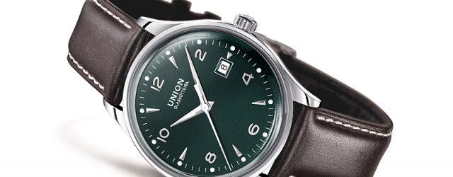 Union Glashütte Noramis Datum - British Racing Green